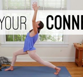 Up Your Connect Yoga With Adriene
