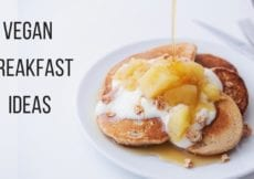 Vegan Breakfast Ideas for Fall Winter