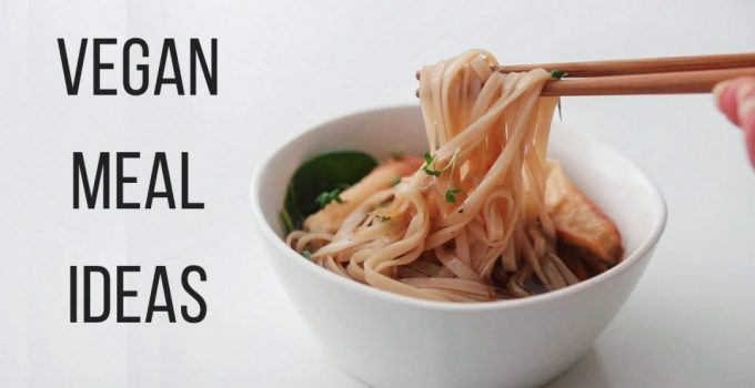 Vegan Meal Ideas for Fall Winter