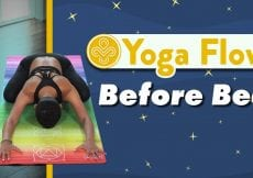 15 Min Yoga for Sleep Improve Your Sleep with Easy Evening Yoga Before Bed