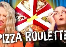Pizza Roulette Challenge Cheat Day