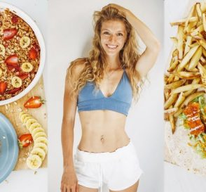 WHAT I EATFULL DAY OF EATING RECIPES easy healthy