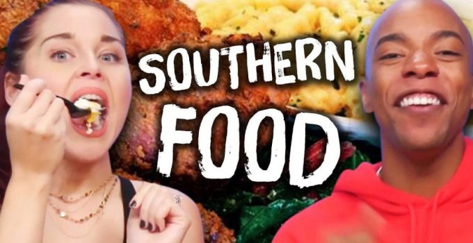Southern Foods from our Childhood Cheat Day
