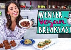 VEGAN BREAKFAST RECIPES Vegan Easy Rawvana