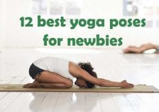 yogaposes, best yoga positions for beginners