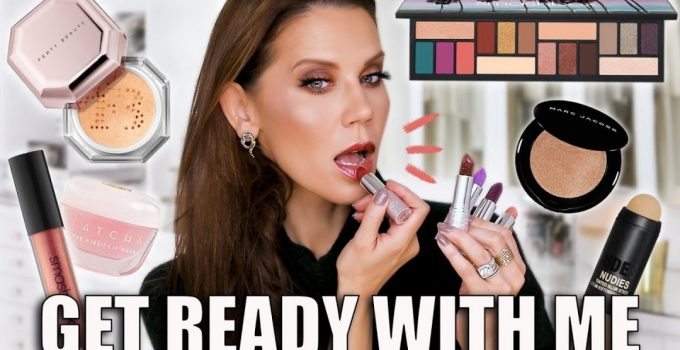 1000 NEW Makeup Try on