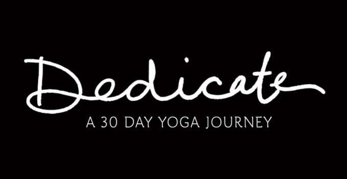 Dedicate Day 0 Welcome To Dedicate Yoga With Adriene
