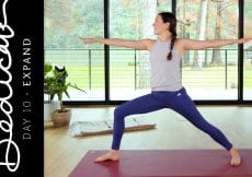 Dedicate Day 10 Expand Yoga With Adriene