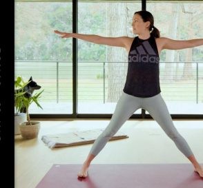 Dedicate Day 13 Space Yoga With Adriene