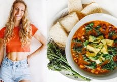WHAT I ATE TODAY 10 MIN MEAL RECIPE vegan