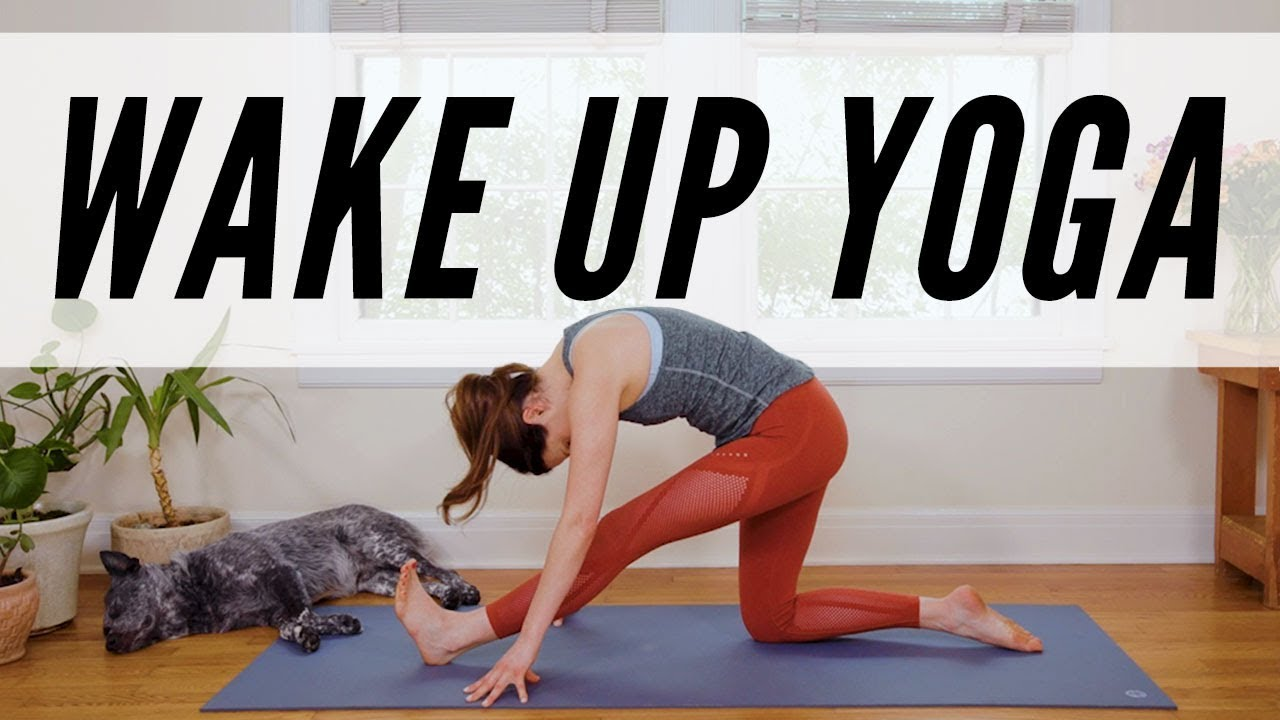 Wake Up Yoga 11 Minute Morning Yoga Practice Yoga With Adriene
