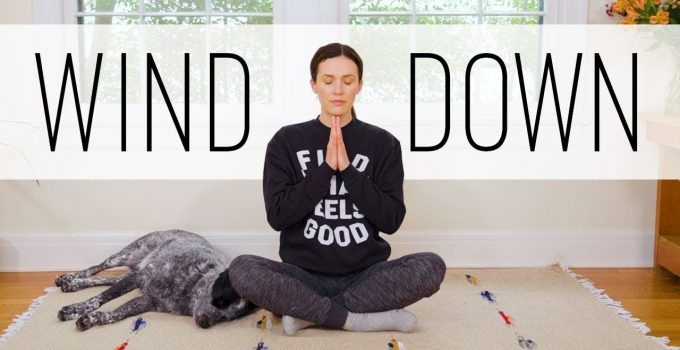 Wind Down Yoga 12 Minute Bedtime Yoga Sequence Yoga With Adriene