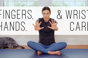 Yoga For Hands Fingers Wrists 11 Minute Yoga Quickie Yoga With Adriene