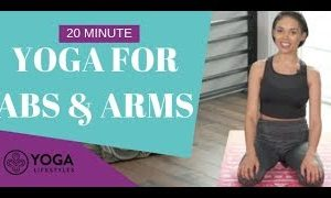 Yoga for Weight Loss Sculpt Sexy Arms 20 Minute Yoga Flow