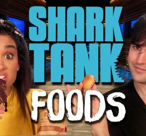 Testing Shark Tank Foods Cheat Day
