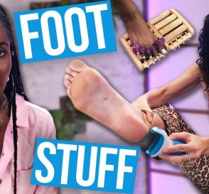 7 Weird Foot Products to try At Home Beauty Break