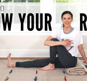 Yoga To Slow Your Roll Yoga With Adriene