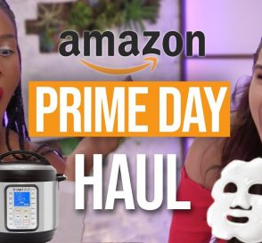 Our Amazon Prime Day Haul Shopping Unboxing Beauty Break