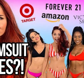 Trying Size S XL Bikinis from 5 Different Stores