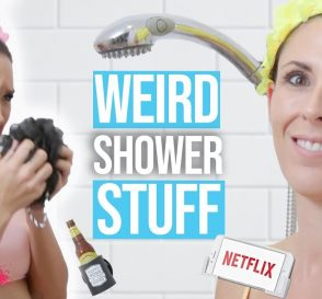 12 Crazy Shower Accessories You Didnt Know You Needed Beauty Break