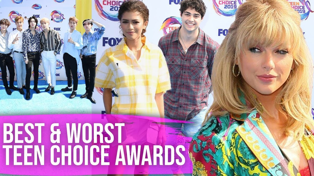 Best and Worst Dressed at the Teen Choice Awards 2019 Dirty Laundry