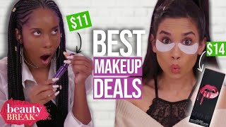 How To Get Your Favorite Makeup Brands for CHEAP Beauty Break
