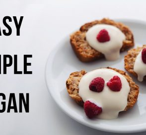 Easy Vegan Breakfast Ideas you gotta try