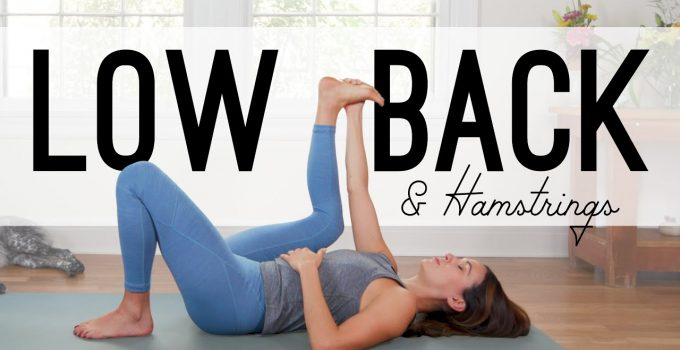 Yoga For Low Back and Hamstrings Yoga With Adriene