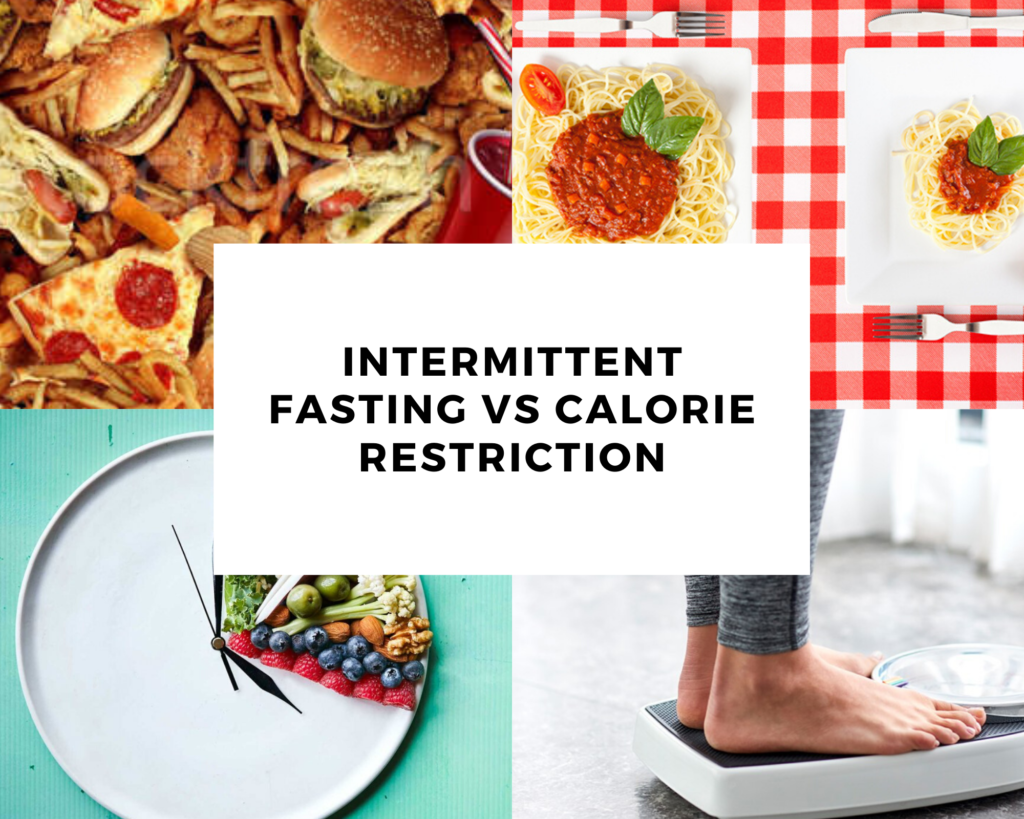 intermittent fasting versus calorie restriction