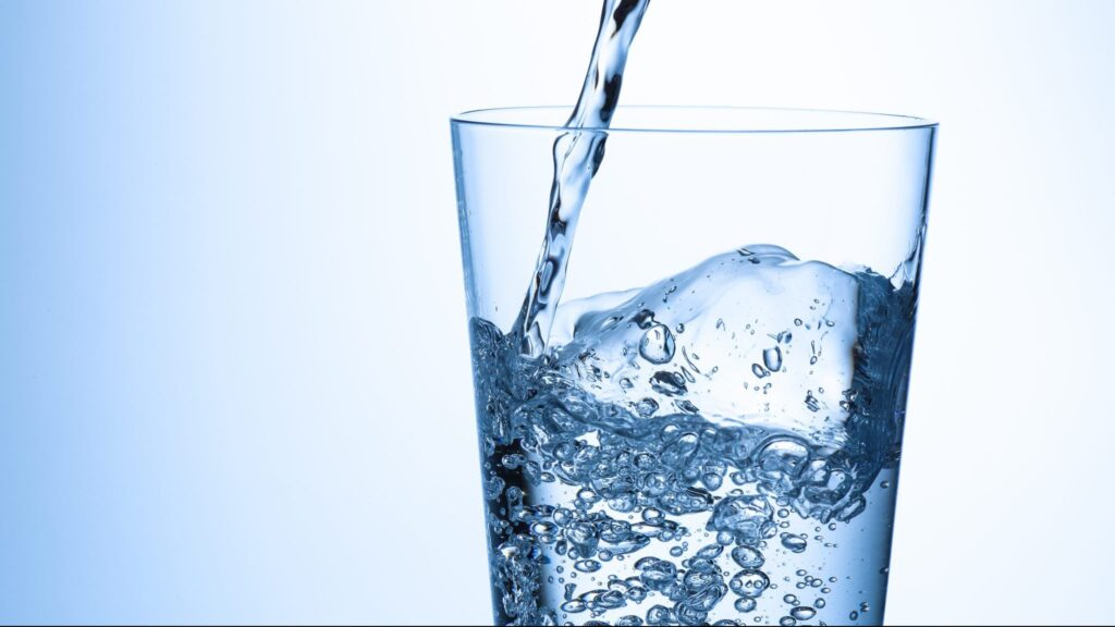 drinking water is super important for every human being