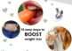easy ways to boost weight loss